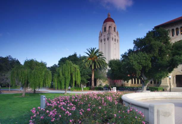 Stanford University stock photo