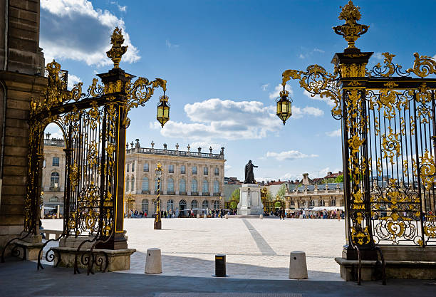 Stanislas square in Nancy  grand est stock pictures, royalty-free photos & images