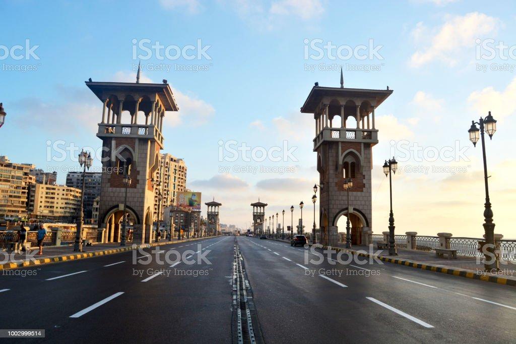 Stanley Bridge - foto de acervo