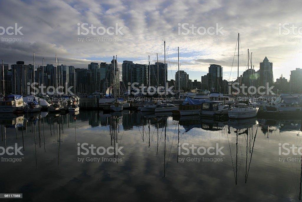 Stanley Park, Vancouver royalty-free stock photo