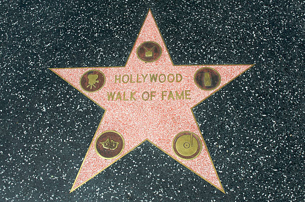 Star at Hollywood's Walk of Fame