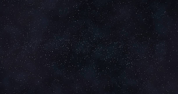 Star Background, Wide stock photo
