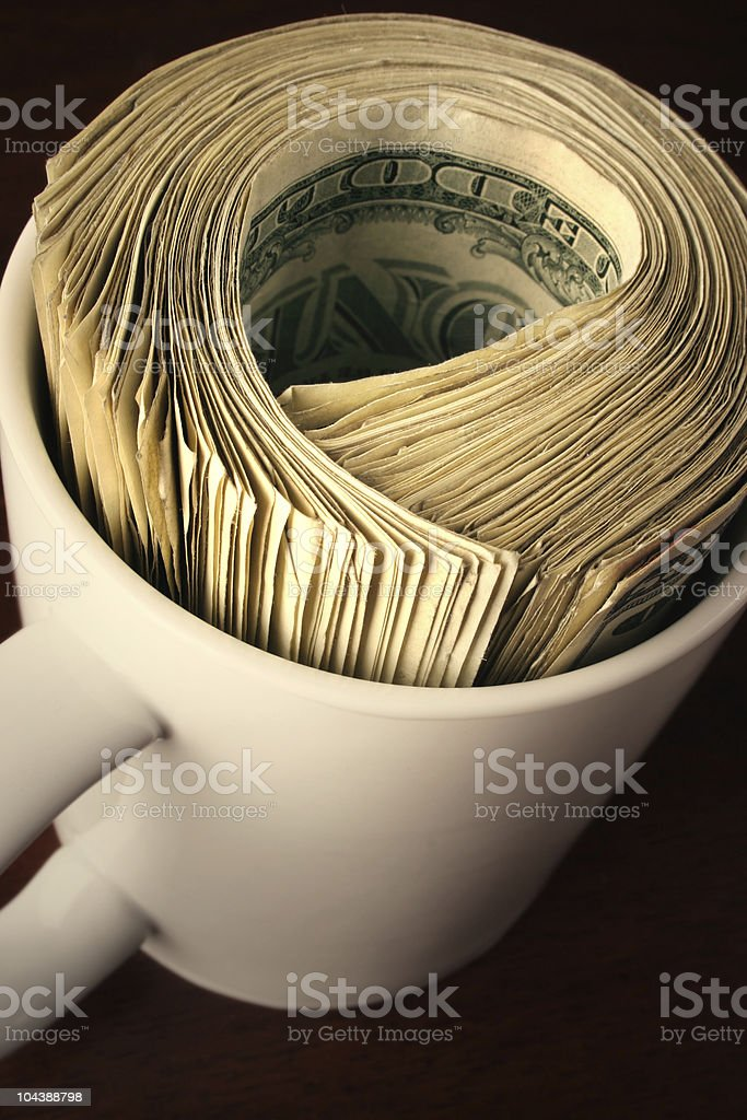 star bucks 1 royalty-free stock photo