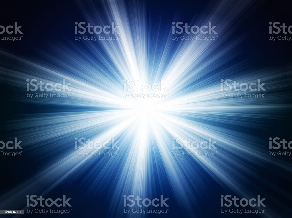 star burst royalty-free stock photo