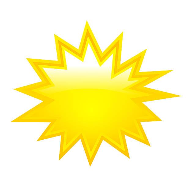 Explosion icône étoile - Photo