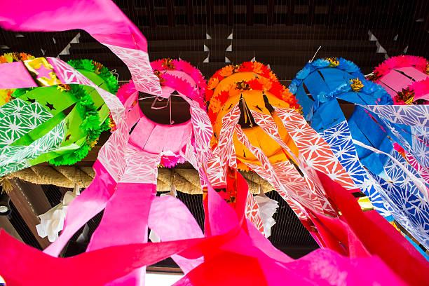 star festival - 七夕の写真 ストックフォトと画像