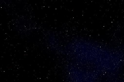 Star Field At Night