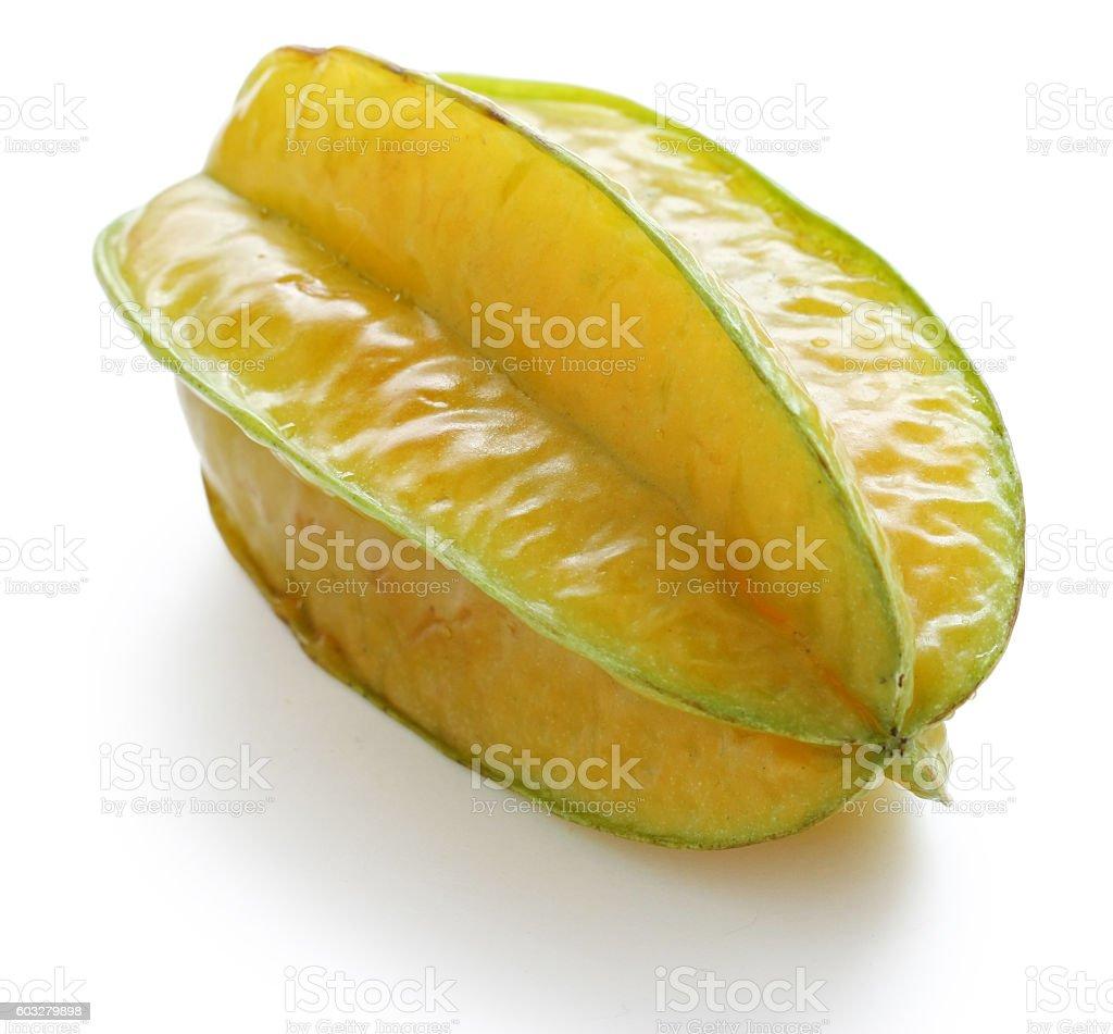 star fruit stock photo