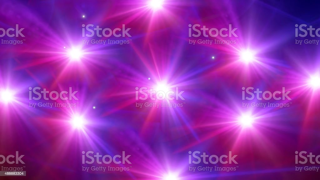 star glow red pattern stock photo