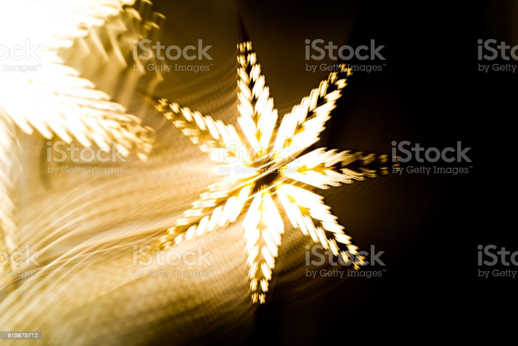 star in motion stock photo