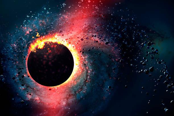 star è nato, universo, big bang, di esplosione, comet - big bang foto e immagini stock