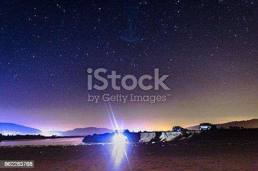 653506436istockphoto star night view 862283768