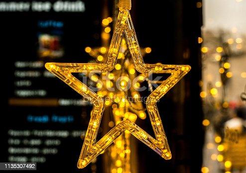 istock A star of bulbs 1135307492