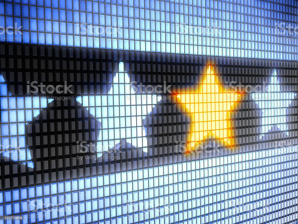 Star stock photo
