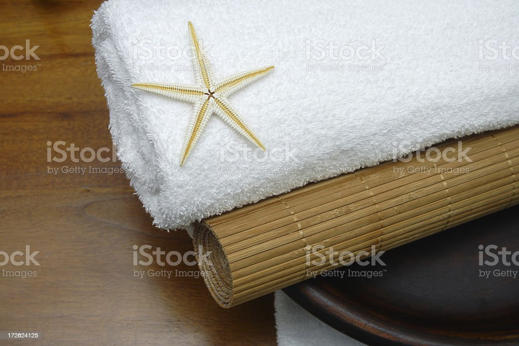 star roll pampering stock photo
