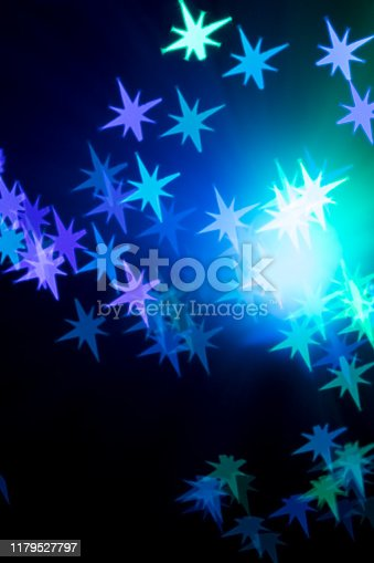1047386704istockphoto Star shaped bokeh - Christmas background 1179527797