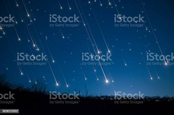Photo of Star shower