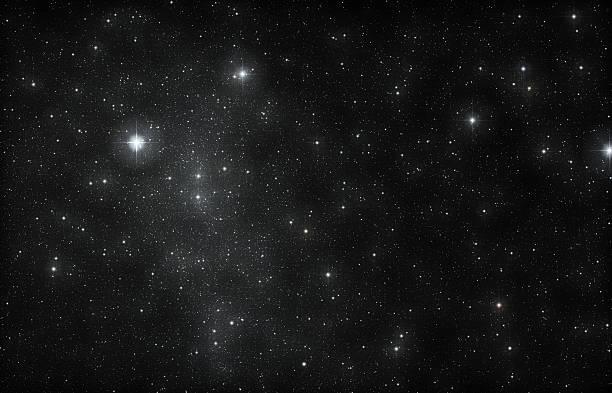 star-himmel - sternhaufen stock-fotos und bilder