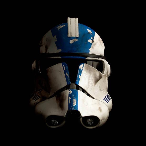 star wars clone helmet - faschingskostüme star wars stock-fotos und bilder