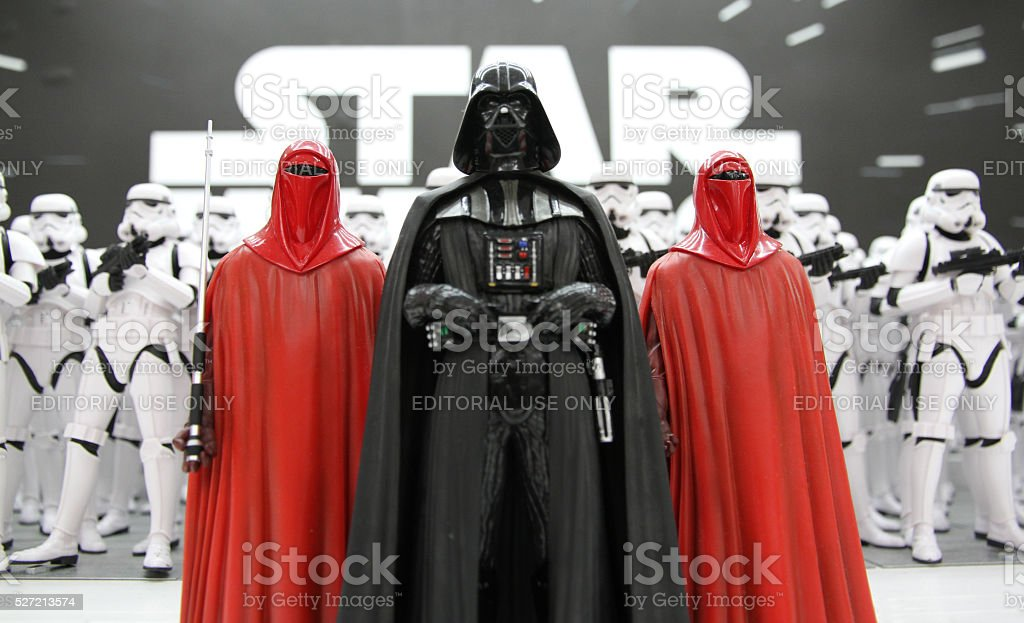 Star Wars stock photo