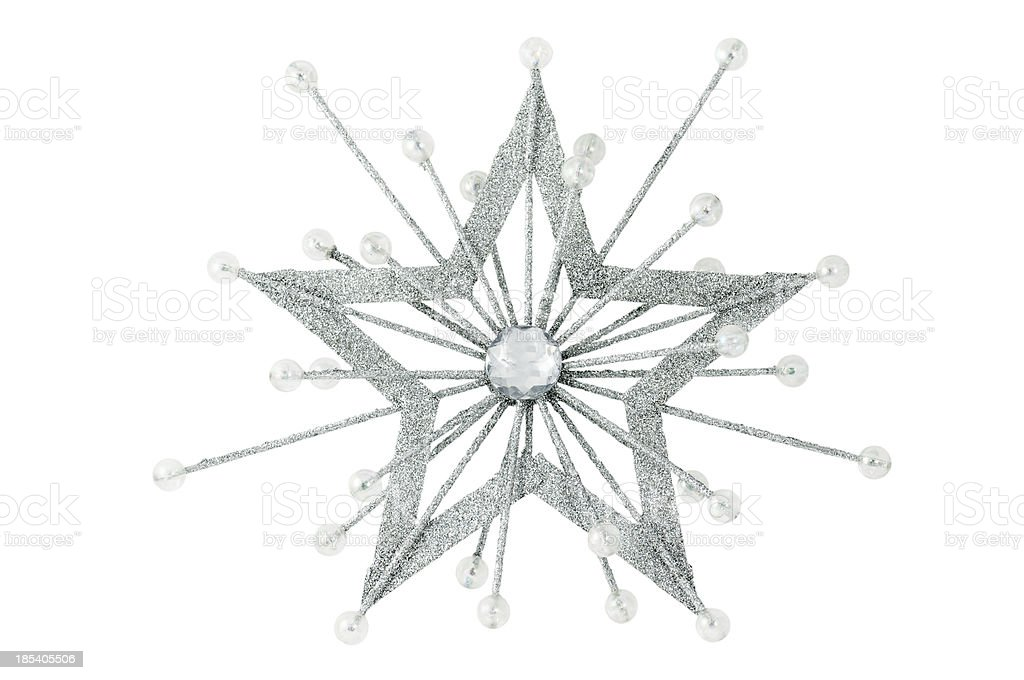 star with clipping path stock photo