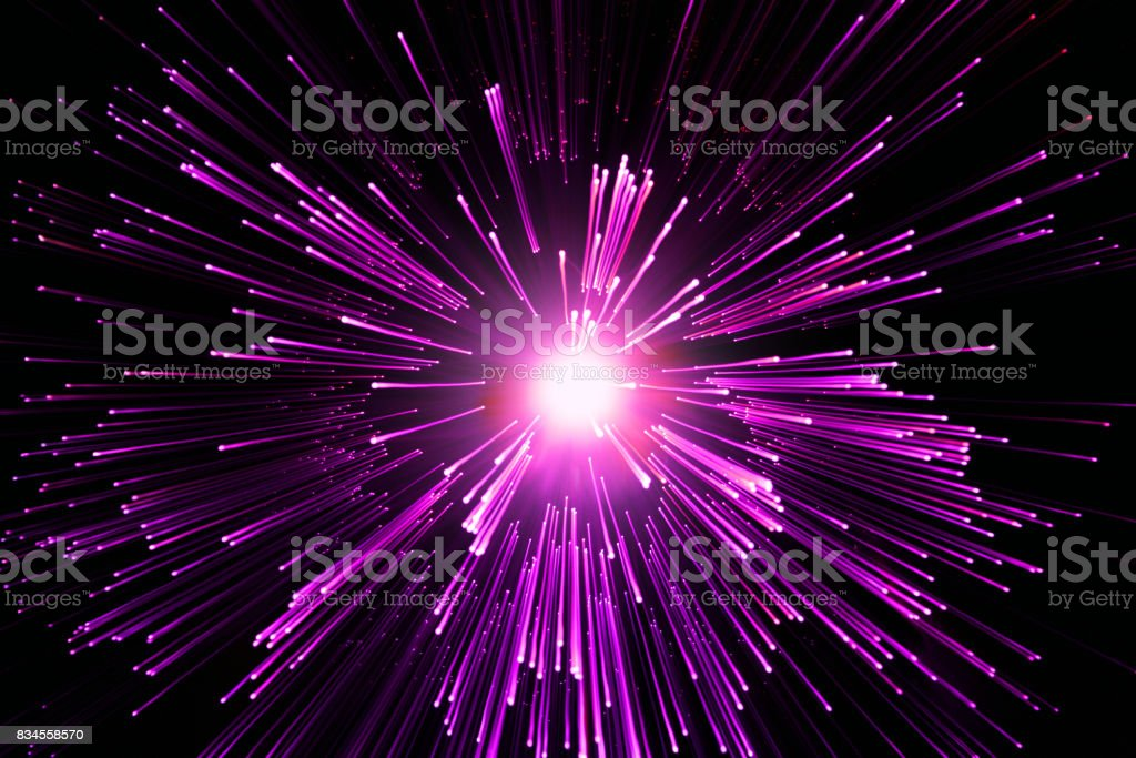star zoom space galaxy travel background stock photo