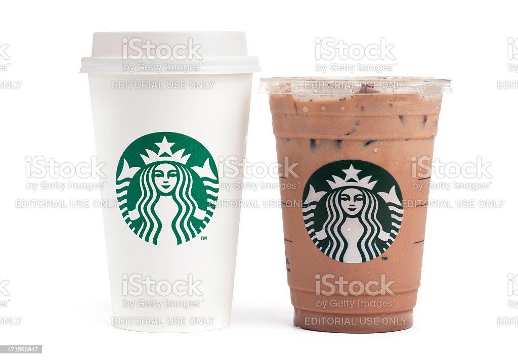 Getränke Von Starbucks Stock-Fotografie und mehr Bilder von ...