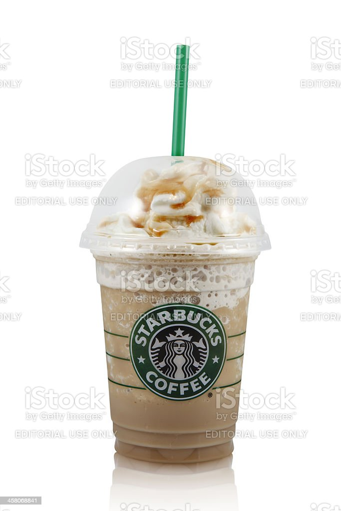 Starbucks Caramel Frappuccino Stock Photo Download Image Now Istock