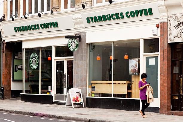 Kaffee von Starbucks – Foto