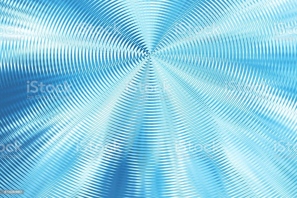 Starburst Blue Light Beam Abstract Background stock photo