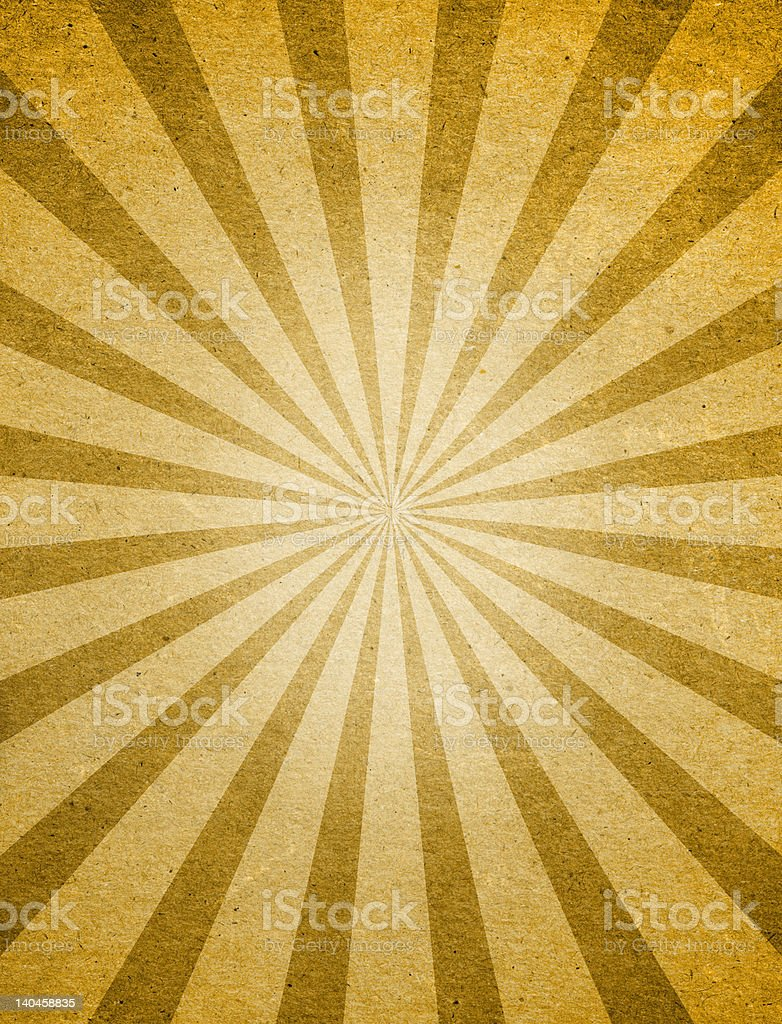 Starburst Textured background stock photo