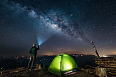 Stargazing in Mexico