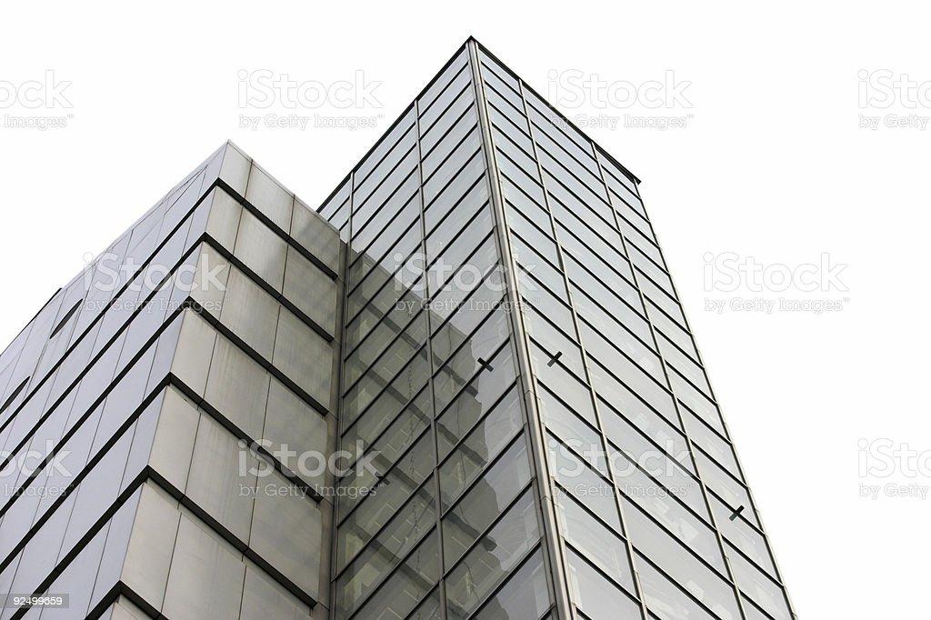 Stark building royalty-free stock photo