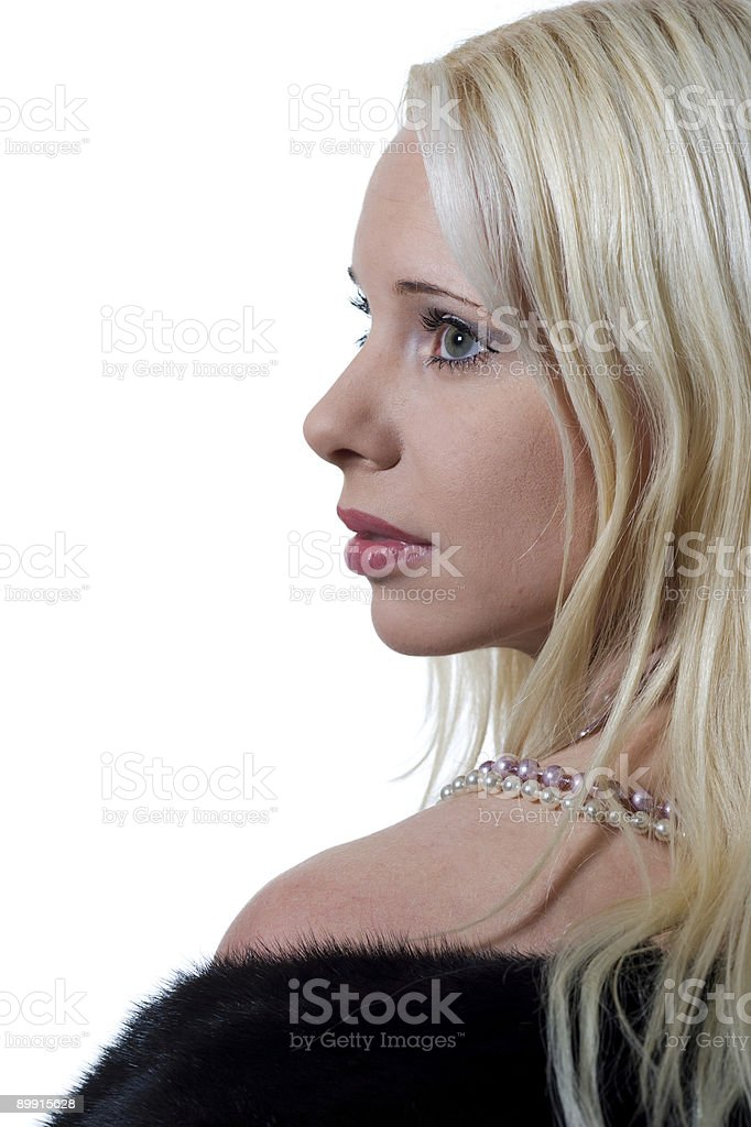 Starlet royalty free stockfoto