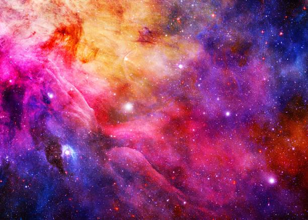 ciel étoilé de la galaxie-éléments de cette image meublées par la nasa - galaxie photos et images de collection