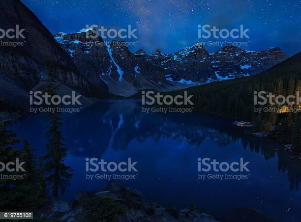 Photo of Starry Moraine Lake