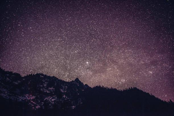 Sternennacht – Foto