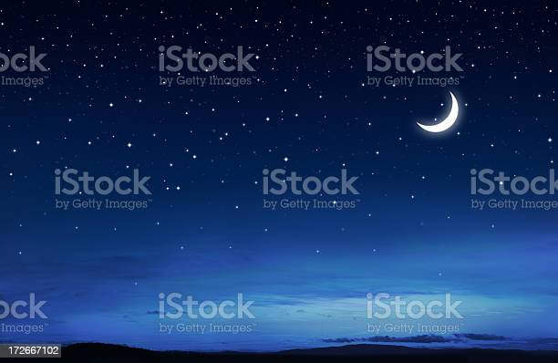 Photo of Starry Peaceful Night