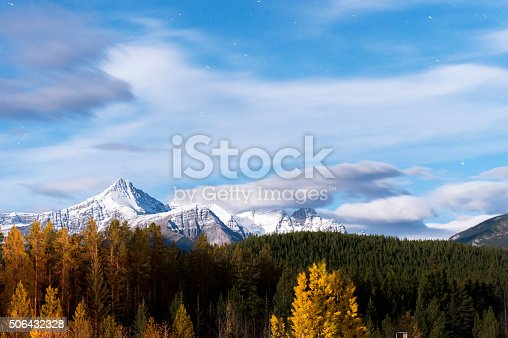 Rocky Mountains, Banff National Park of Canada