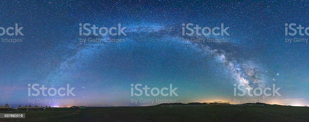 Sternenhimmel Hintergrund – Foto
