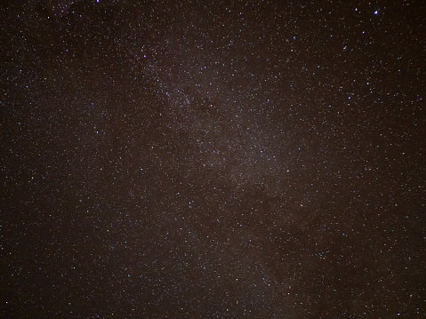 istock Starry sky background template space 1271920350