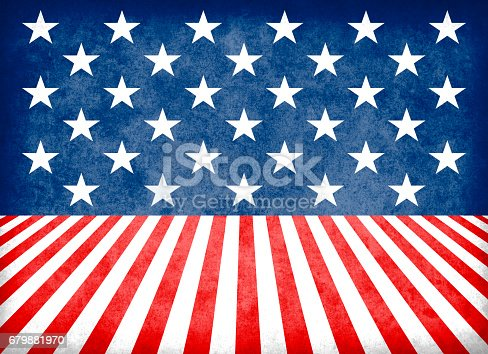 914589912istockphoto Stars and Stripes background 679881970