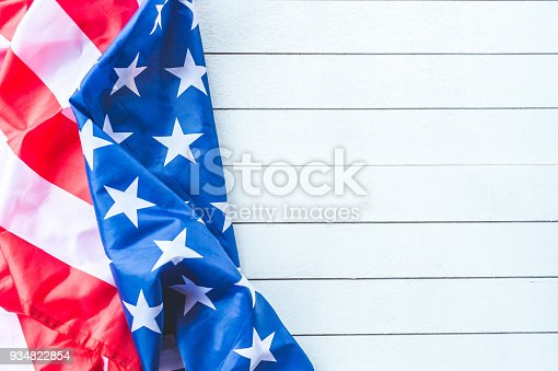 istock Stars and Stripes Forever 934822854