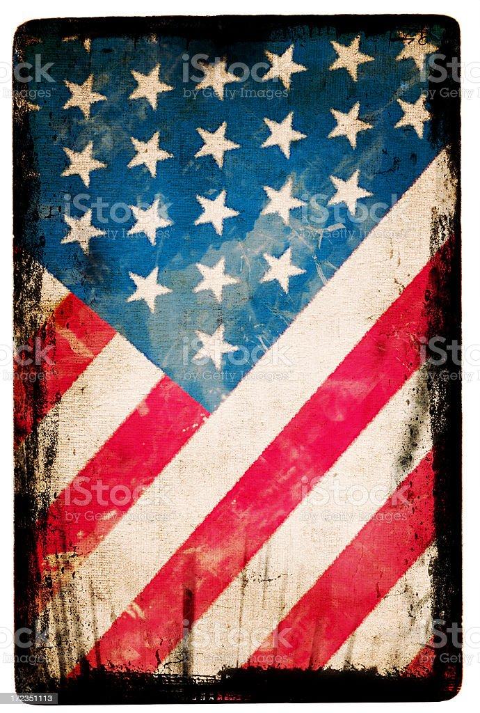 Stars and Stripes XXL royalty-free stock photo