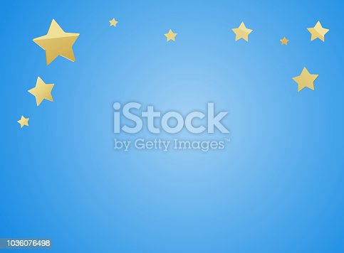 istock stars colored background 3d-illustration 1036076498