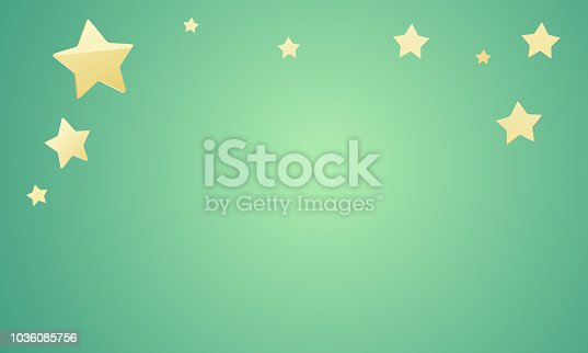 istock stars colored background 3d-illustration 1036085756