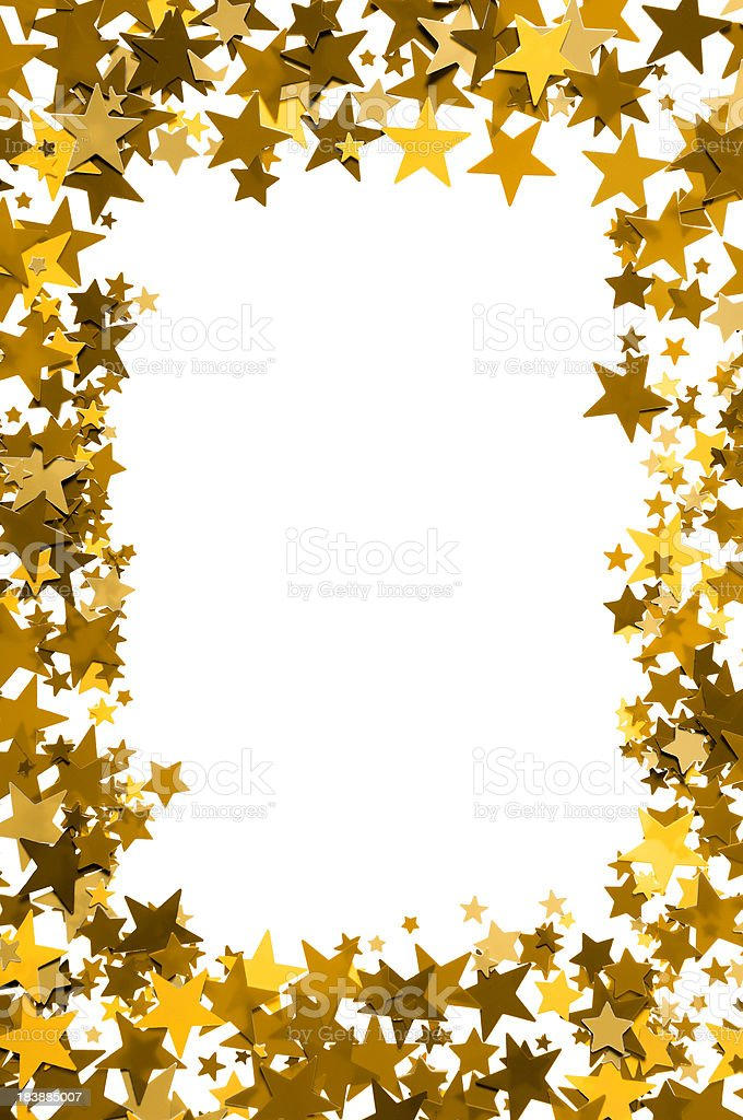 Stars Frame Stock Photo & More Pictures of Abstract   iStock