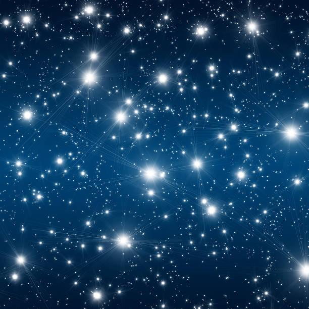 Stars in the ksy – Foto