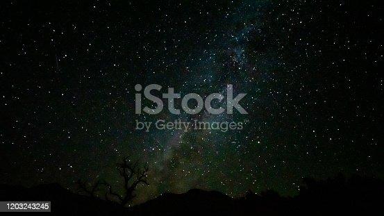 809971888 istock photo Stars in The Night Sky 1203243245