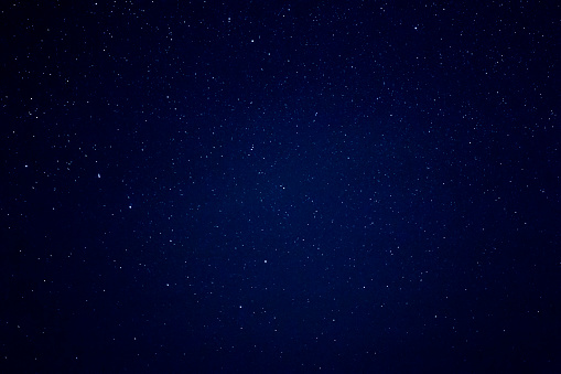 The stars backround